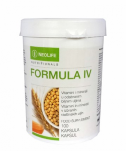 NeoLife Formula IV